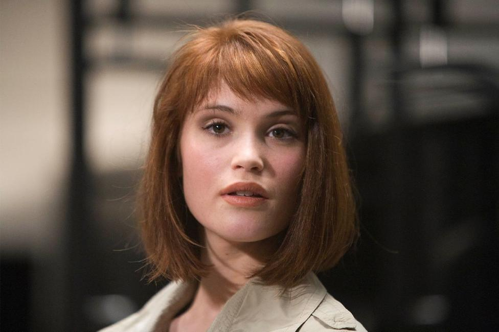 Gemma Arterton as Agent Fields in
