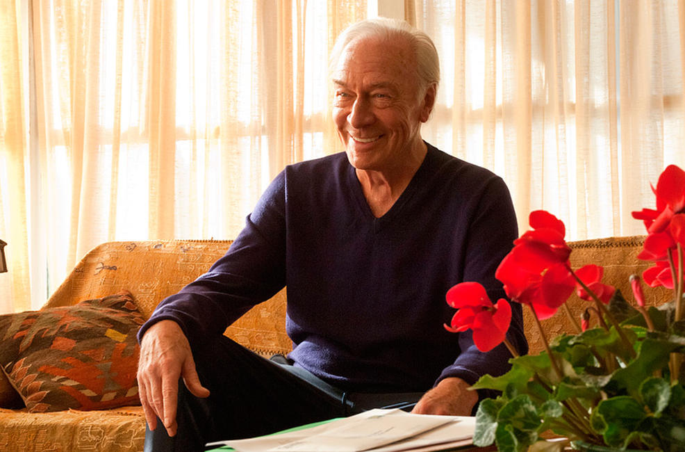 Christopher Plummer in