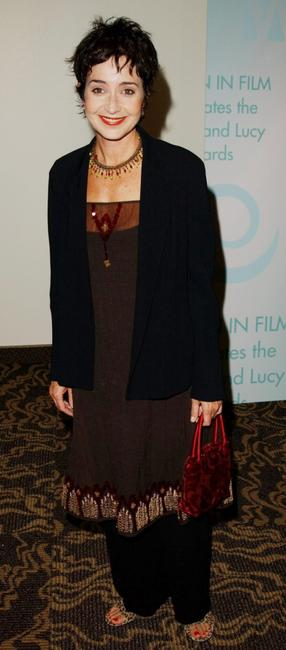 Annie Potts at the Women In Film Celebrates the Crystal and Lucy Awards.