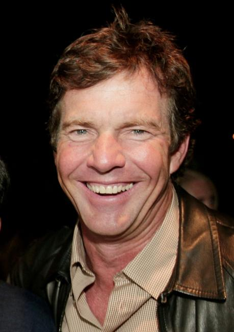 Dennis Quaid at the after-party for the premiere of