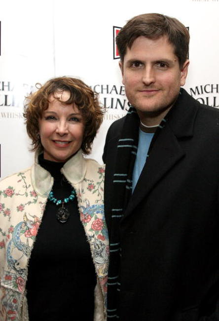 Kathleen Quinlan and Chris Bowman at the Slamdance Film Festival 2007 for
