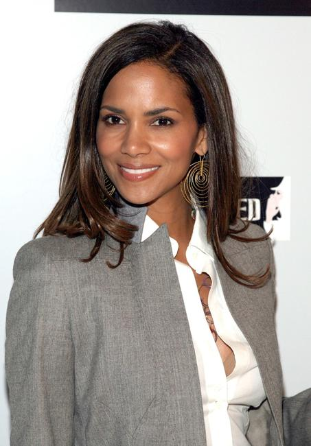 Halle Berry at the opening night of