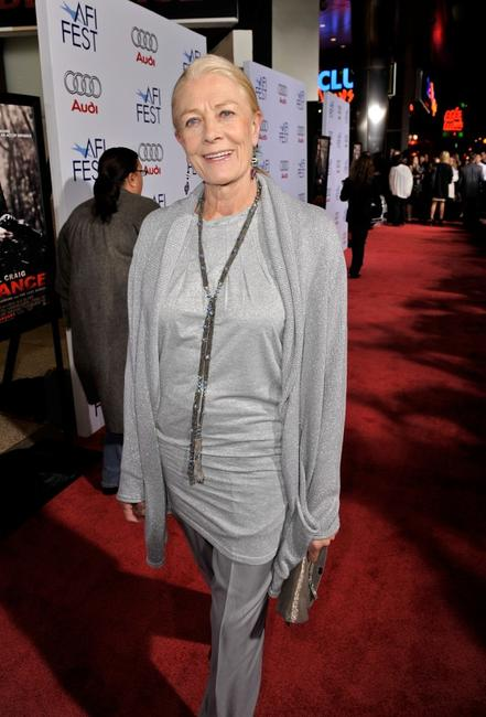 Vanessa Redgrave at the screening of