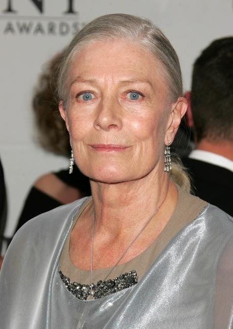 Vanessa Redgrave at the 61st Annual Tony Awards.