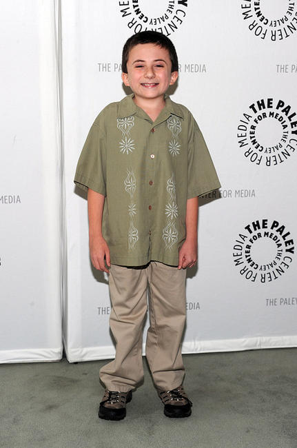 Atticus Shaffer at the Paley Center For Media Presents An Evening With