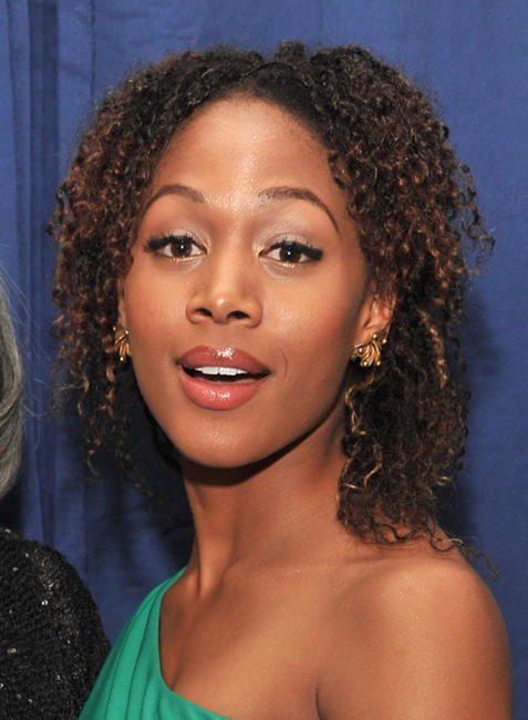 Nicole Beharie at the 2012 Jackie Robinson Foundation Awards Gala in New York.