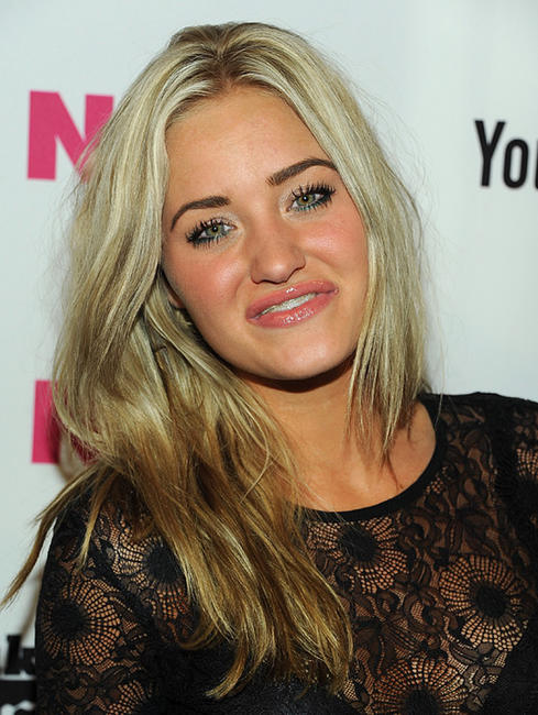 AJ Michalka at the NYLON Magazine's May Young Hollywood Issue Celebration in California.