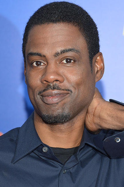 Chris Rock at the