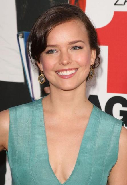 Allison Miller at the premiere of