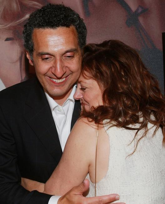 Susan Sarandon and John Turturro at the
