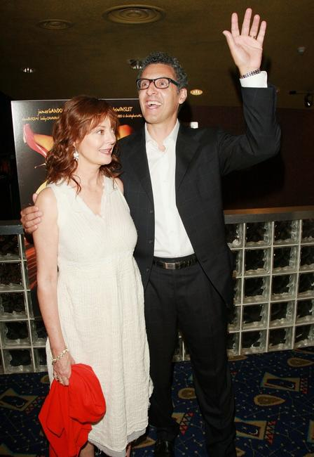 Susan Sarandon and John Turturro at the screening of