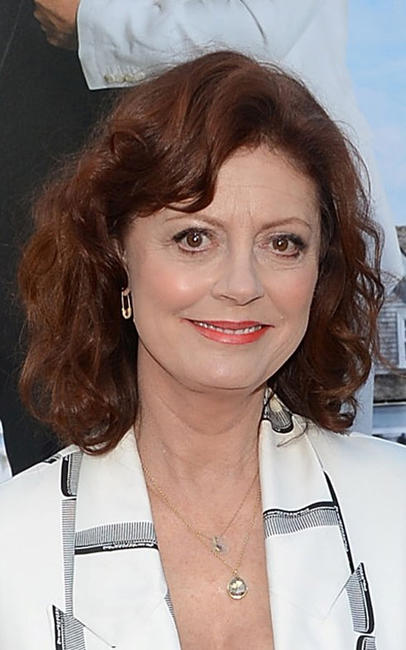 Susan Sarandon at the California premiere of