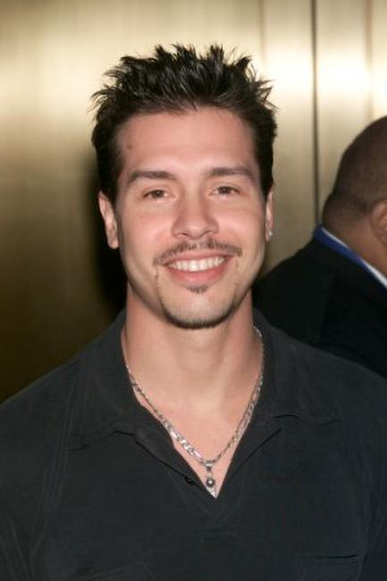 Jon Seda at the NBC upfront.