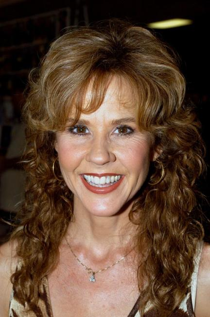 Linda Blair at the Los Angeles Comic Book and Science Fiction Convention.