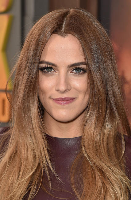 Riley Keough at the California premiere of