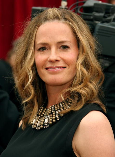 Elisabeth Shue at the 79th Annual Academy Awards.