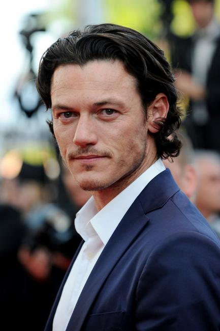 Luke Evans at the 63rd Annual Cannes Film Festival.