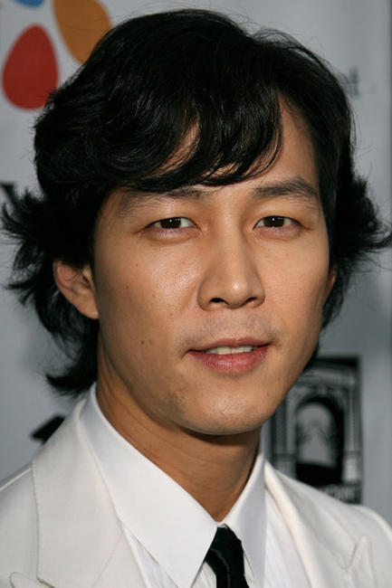 Lee Jung-Jae at the California premiere of