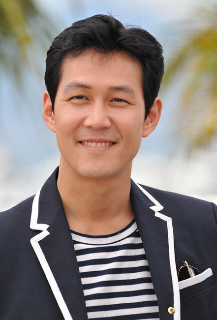 Lee Jung-Jae at the photocall of