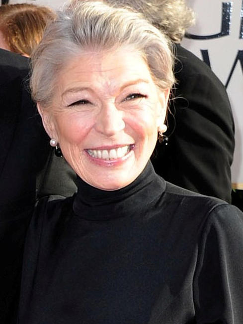 Phyllis Somerville at the 68th Annual Golden Globe Awards in California.