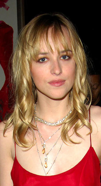 Dakota Johnson at the