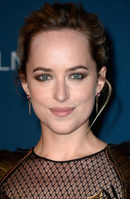 Dakota Johnson at the LACMA 2013 Art + Film Gala in L.A.