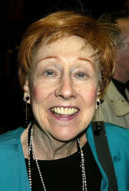 Jean Stapleton at the opening of