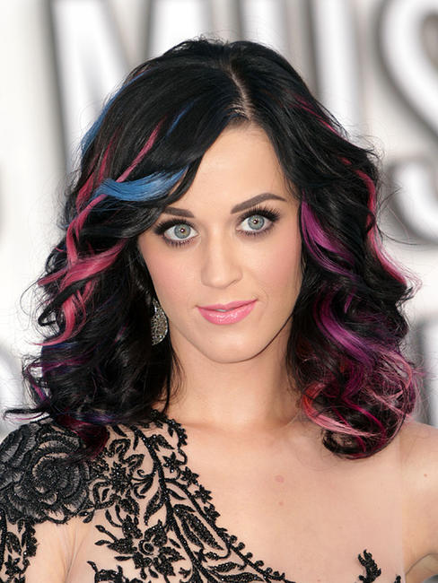 Katy Perry at the 2010 MTV Video Music Awards in California.