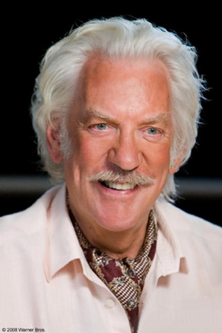 Donald Sutherland in