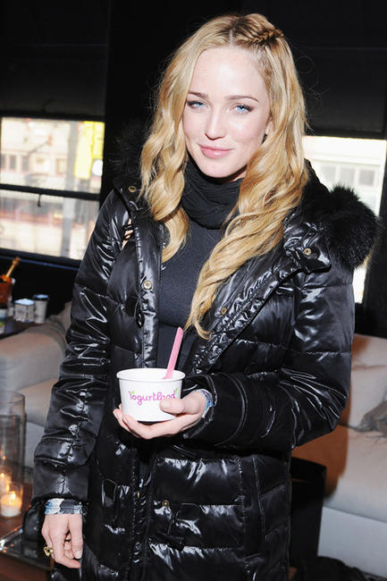 Caity Lotz during the Day 3 of Chefdance Cafe in Utah.
