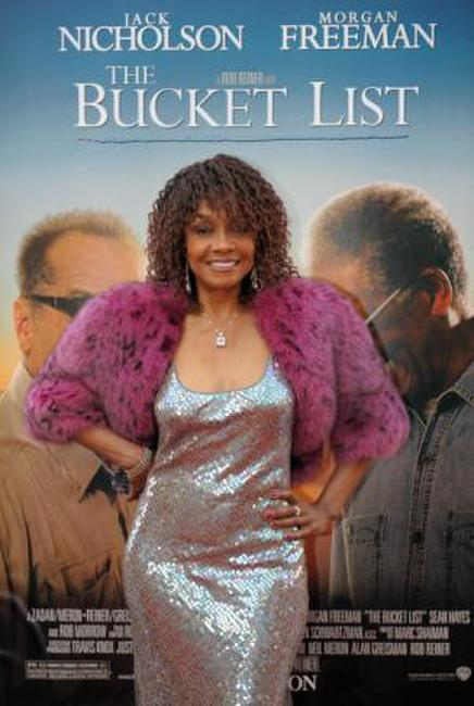 Beverly Todd at the Hollywood premiere of