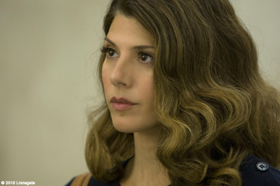 Marisa Tomei as Maggie McPherson in ``The Lincoln Lawyer.''