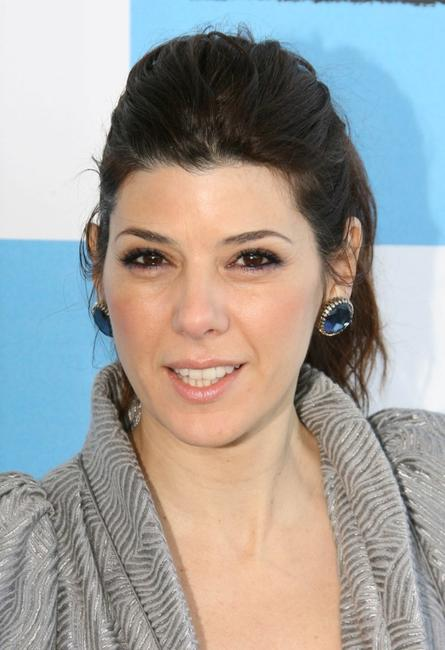 Marisa Tomei at the 22nd Annual Film Independent Spirit Awards.