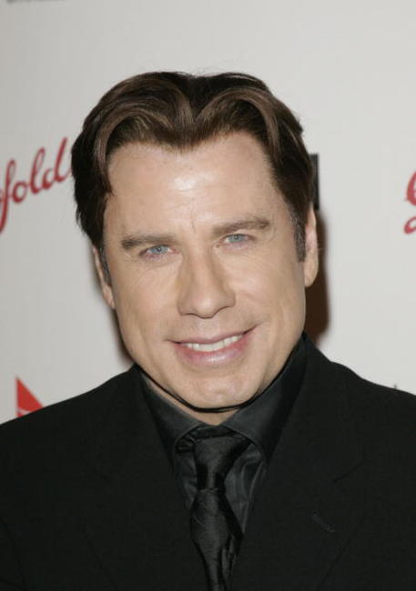 John Travolta at the Penfolds Icon Gala in L.A.