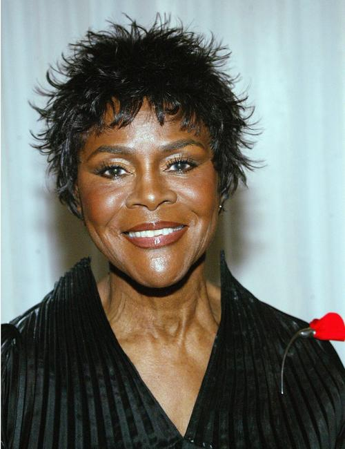 Cicely Tyson at the Seventh Annual Awards Dinner.
