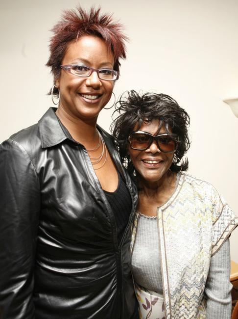 Cicely Tyson and Harriette Cole at the breakfast hosted by the Metropolitan Museum of Art.