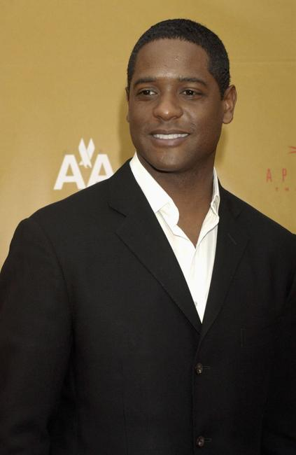 Blair Underwood at the Apollo Theater Foundation 70th Anniversary Benefit Celebration.