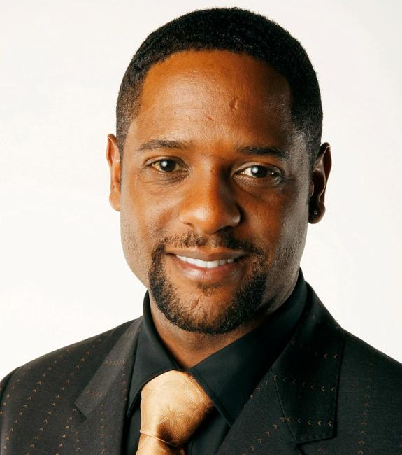 Blair Underwood at the 39th NAACP Image Awards.