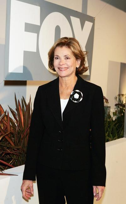 Jessica Walter at the White Hot Winter on Fox TCA Party.