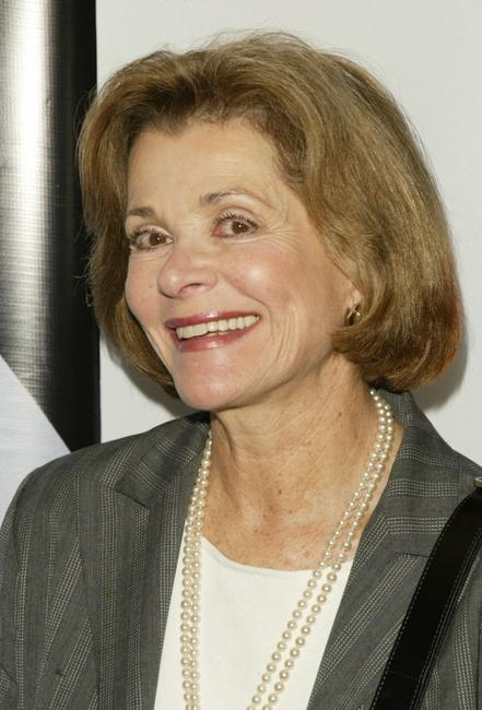 Jessica Walter at the after party for the Fox primetime program announcements for 2004-2005.