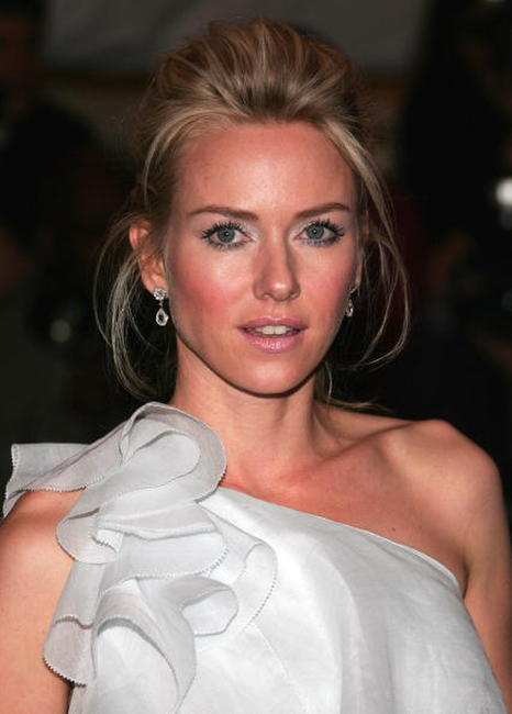 Naomi Watts at the MET Costume Institute Gala Celebrating Chanel.