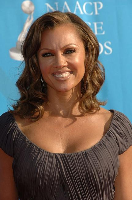 Vanessa L. Williams at the 38th annual NAACP Image Awards.