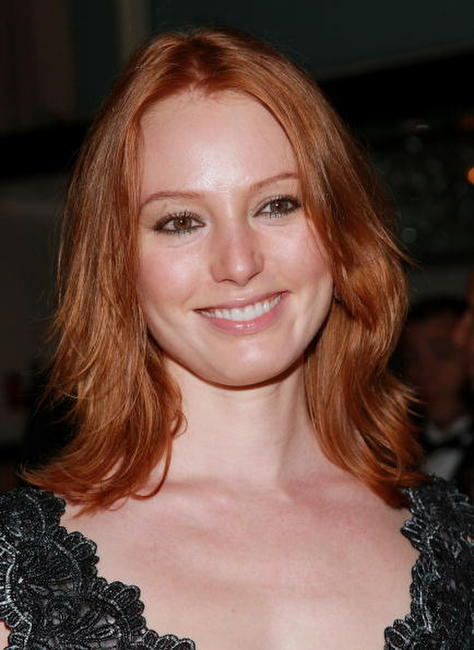 Alicia Witt at the after party of the N.Y. premiere of