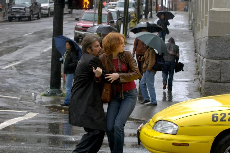 Al Pacino and Alicia Witt in