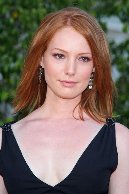 Alicia Witt at the NBC All-Star Party during the 2007 Summer Television Critics Association Press Tour.