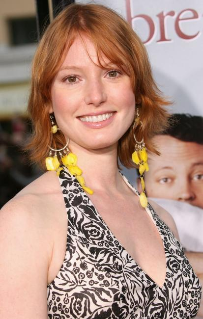 Alicia Witt at the world premiere of