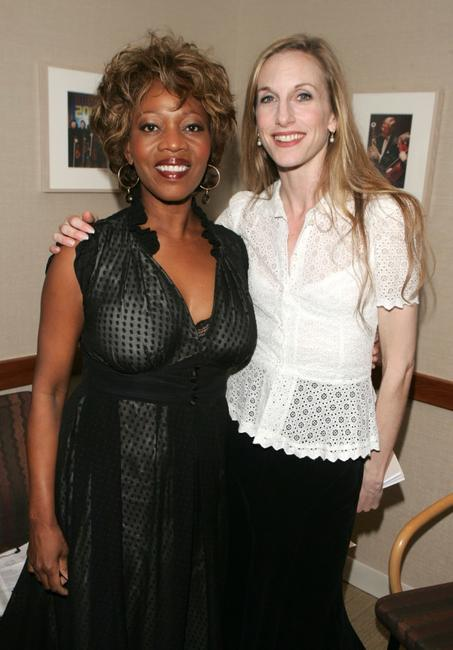 Alfre Woodard and Wendy Whelan at the 5th annual