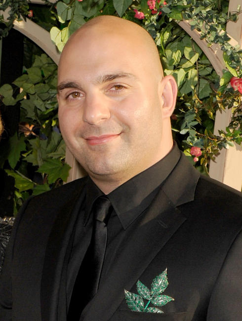 Producer Ahmet Zappa at the California premiere of