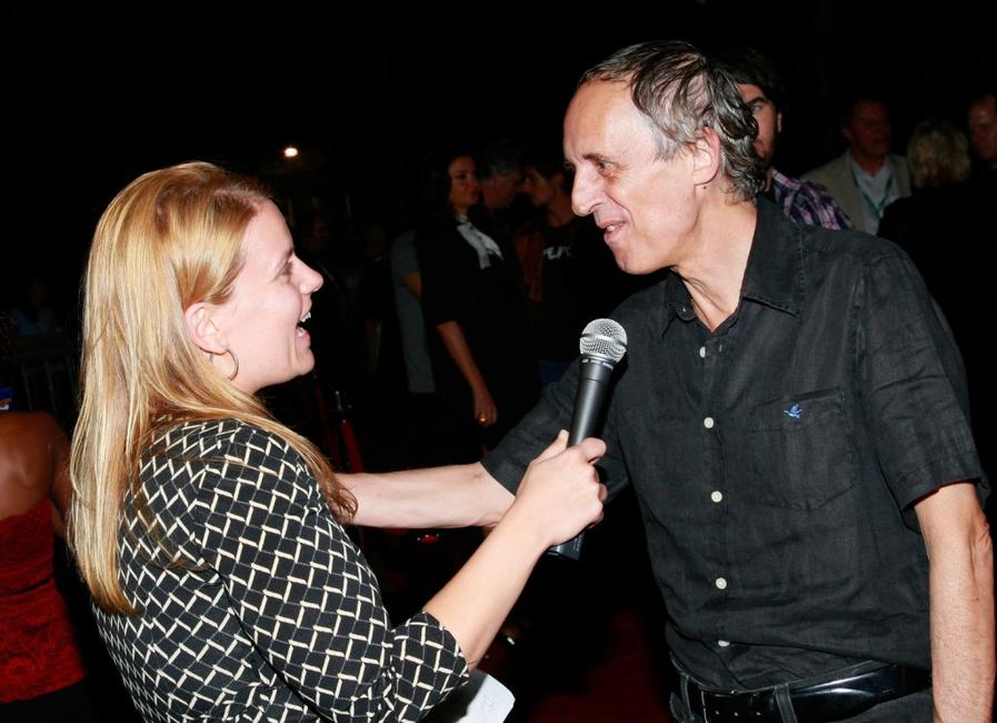 Dario Argento interviewed at the Toronto International Film Festival 2007.