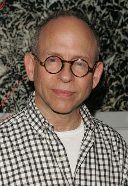 Bob Balaban at the evening with the cast of